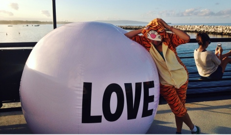 #loveball